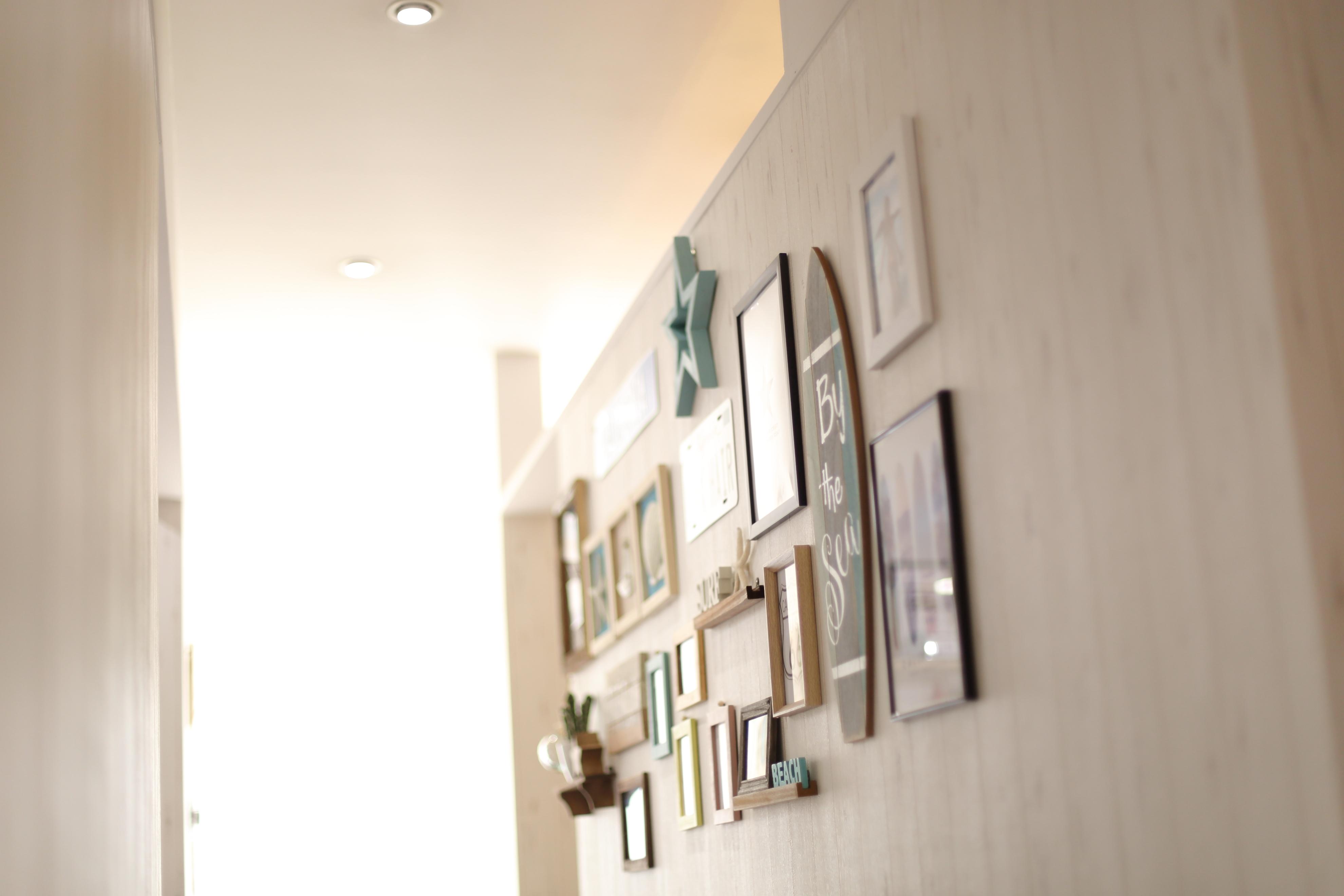 Linxhair  飾り壁2
