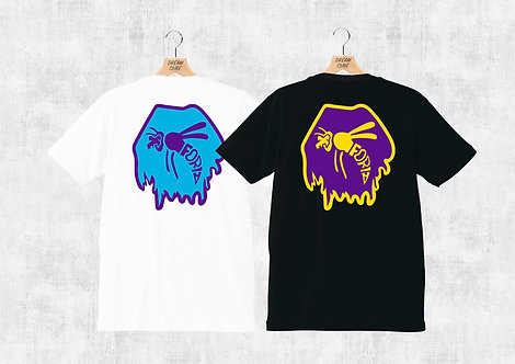 Ink Dripping Logo S/S Tee [bft-12]