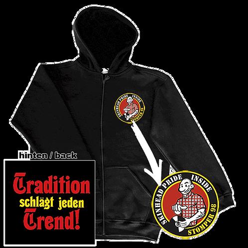 Zip-Jacke Tradition