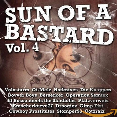 Sun of a Bastard Vol. 4 CD