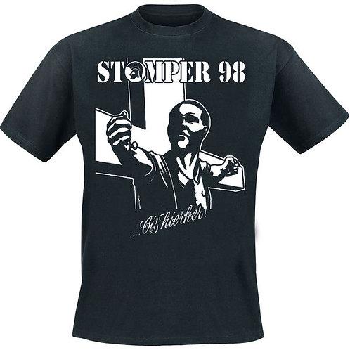 T-Shirt Bis Hierher