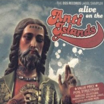 Alive On Anti Islands CD