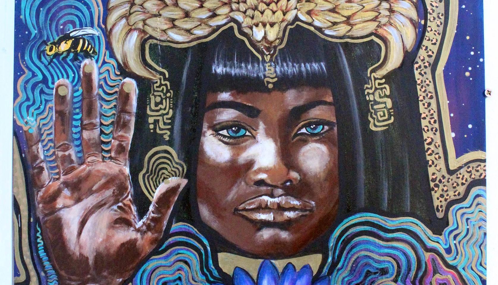 Queen Sheeba