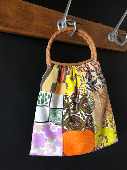 Medium patchwork bag