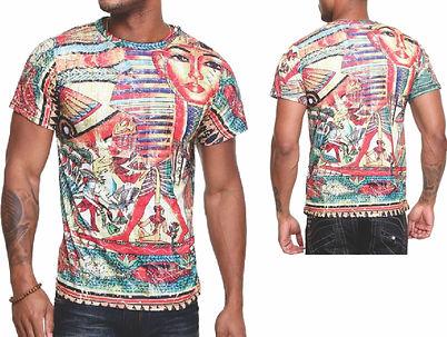 Custom T Shirts Dye Sublimation