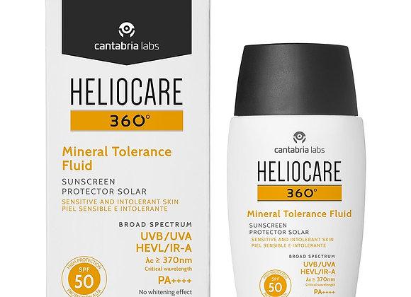 Mineral Tolerance Fluid