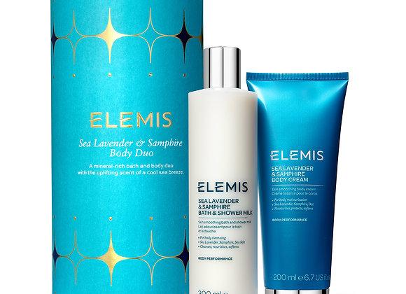 Sea Lavender & Samphire Body Duo Gift Set
