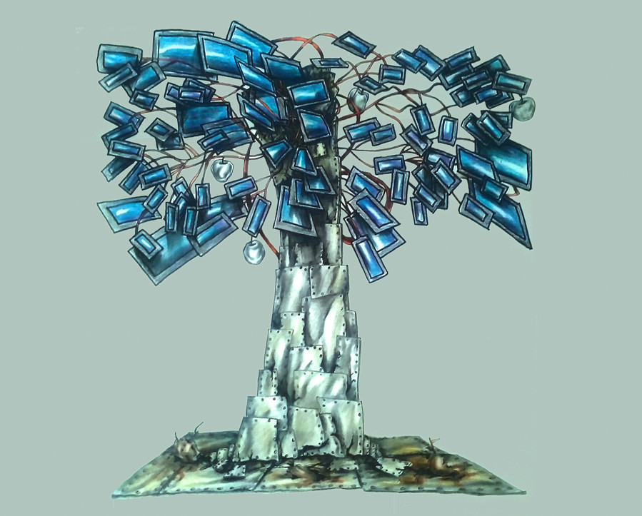 The Metal Tree