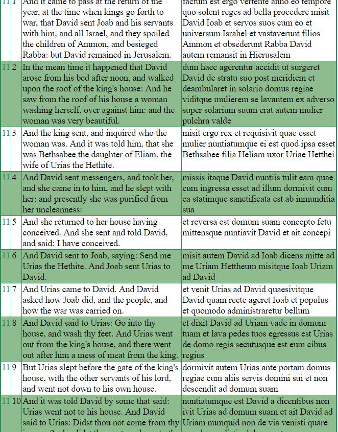 1 Samuel 11 - page1