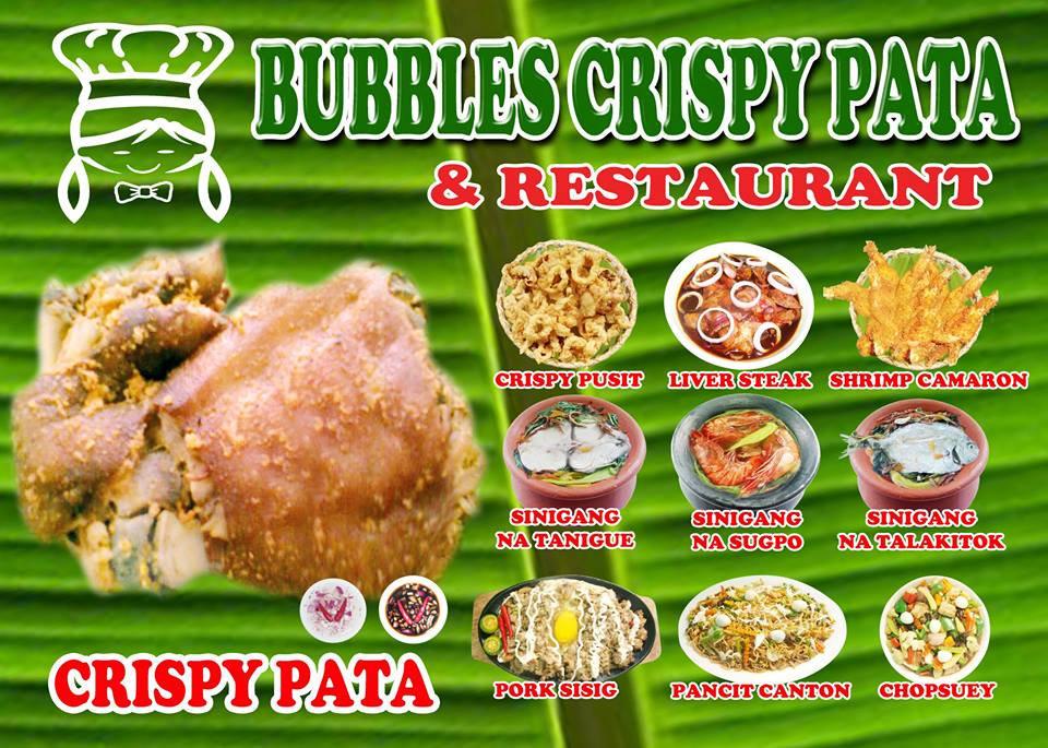 Bubbles Crispy Pata & Restaurant Image.j