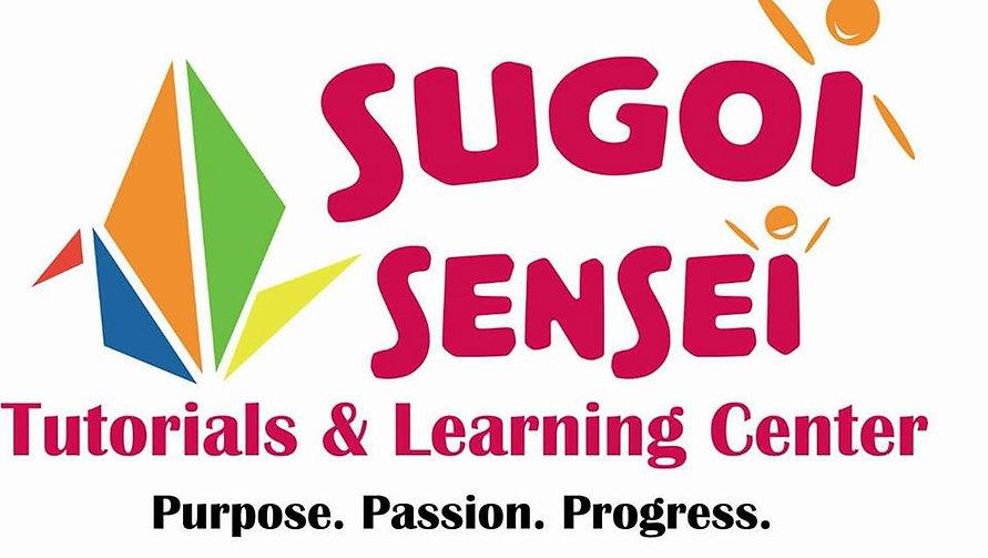 Sugoi Sensei Tutorial and Learning Cente