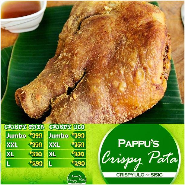 Pappu's Crispy Pata - Lucena City Branch