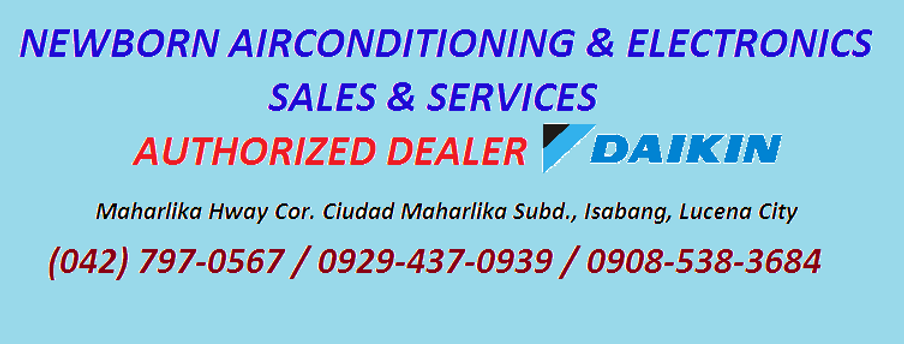 Newborn Airconditioning Sales & Services