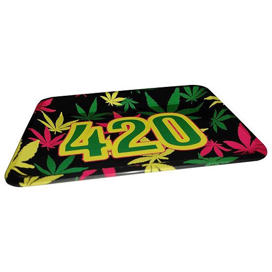 מגש מתכת לגלגול 420