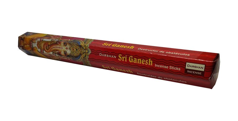 קטורת Darshan Sri Ganesh