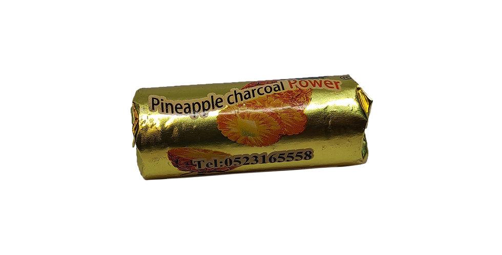 charcoal Pineapple גחלים לראש נרגילה