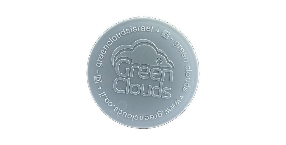 גריינדר Green clouds לבן