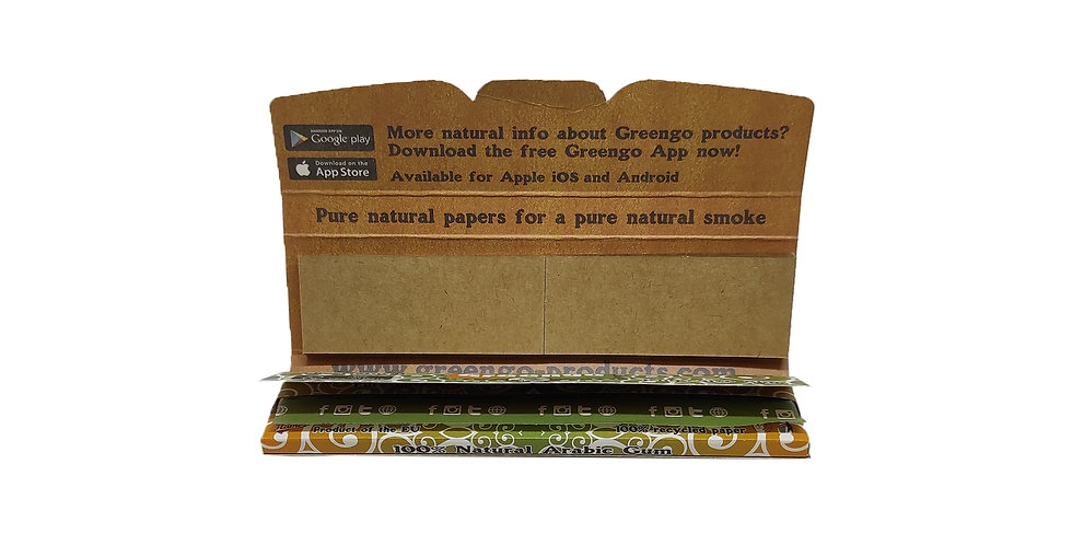greengo ניירות גלגול
