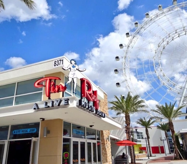 Tin Roof - Orlando