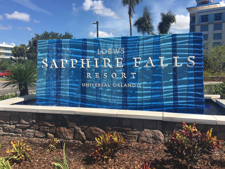 Sapphire Falls - Universal Orlando