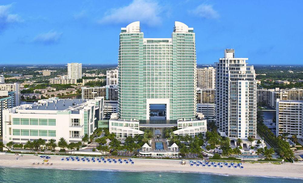 Diplomat Hotel - Miami