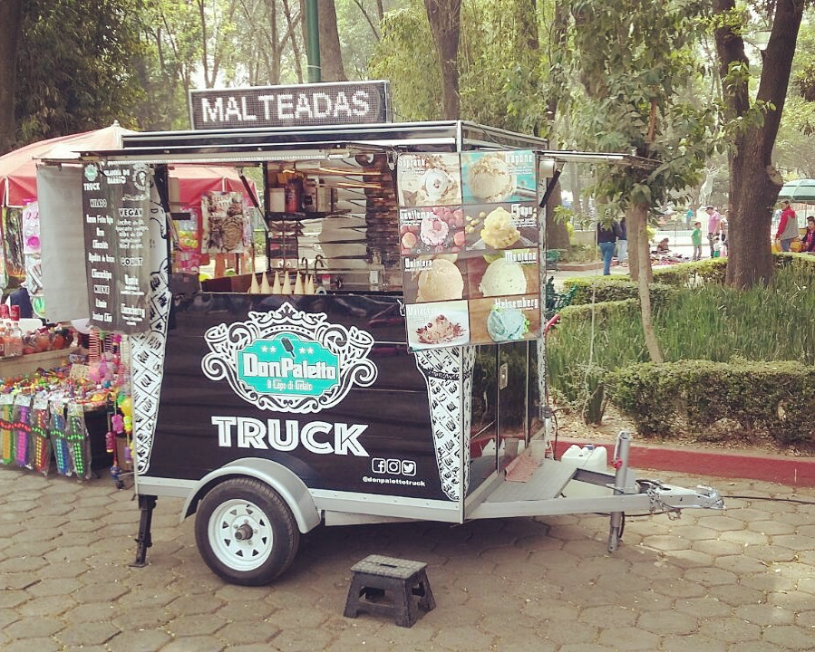Don Paletto Truck