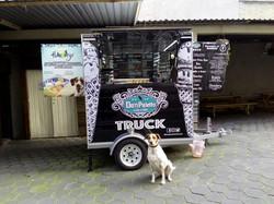 Jagger en el Truck