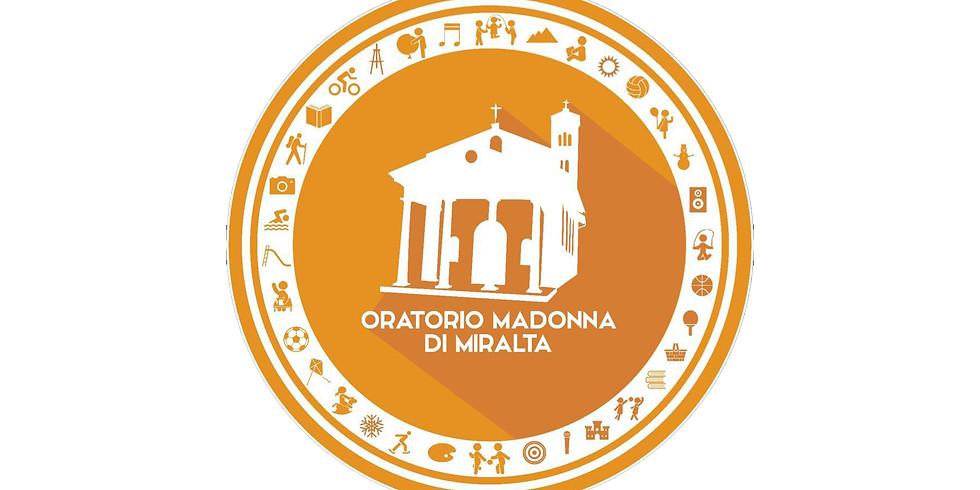 Giochi e Attività Bambini - Oratorio Madonna di Miralta