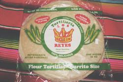 Flour Tortilla #12