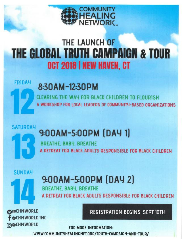THE GLOBAL TRUTH CAMPAIGN & TOUR