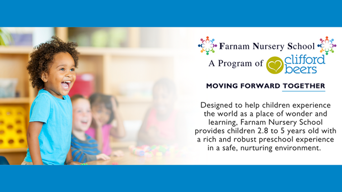 Farnam Nursery School Enrolling Now!