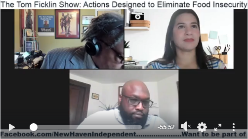 The Tom Ficklin Show: Actions Designed to Eliminate Food Insecurity