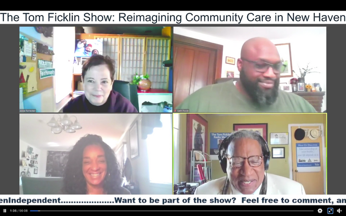 The Tom Ficklin Show: Reimagining Community Care in New Haven