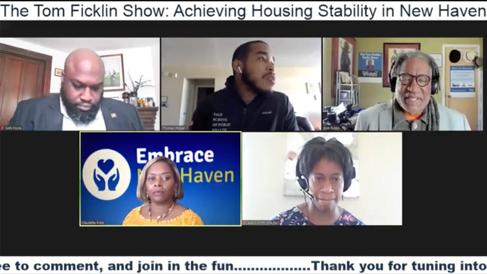 The Tom Ficklin Show: Achieving Housing Stability in New Haven