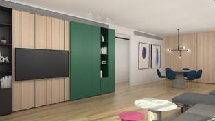Park Bavli apartment