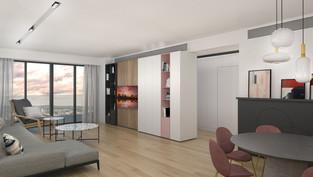 La apartment