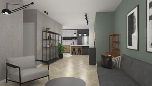 RH apartment