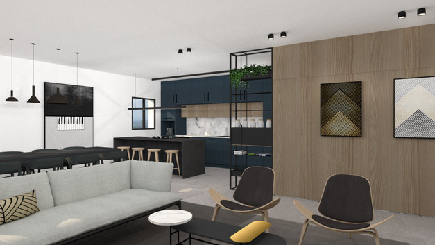 Stank's apartment | WIP