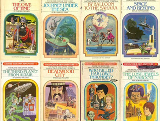 Choose Your Own Adventure Sales