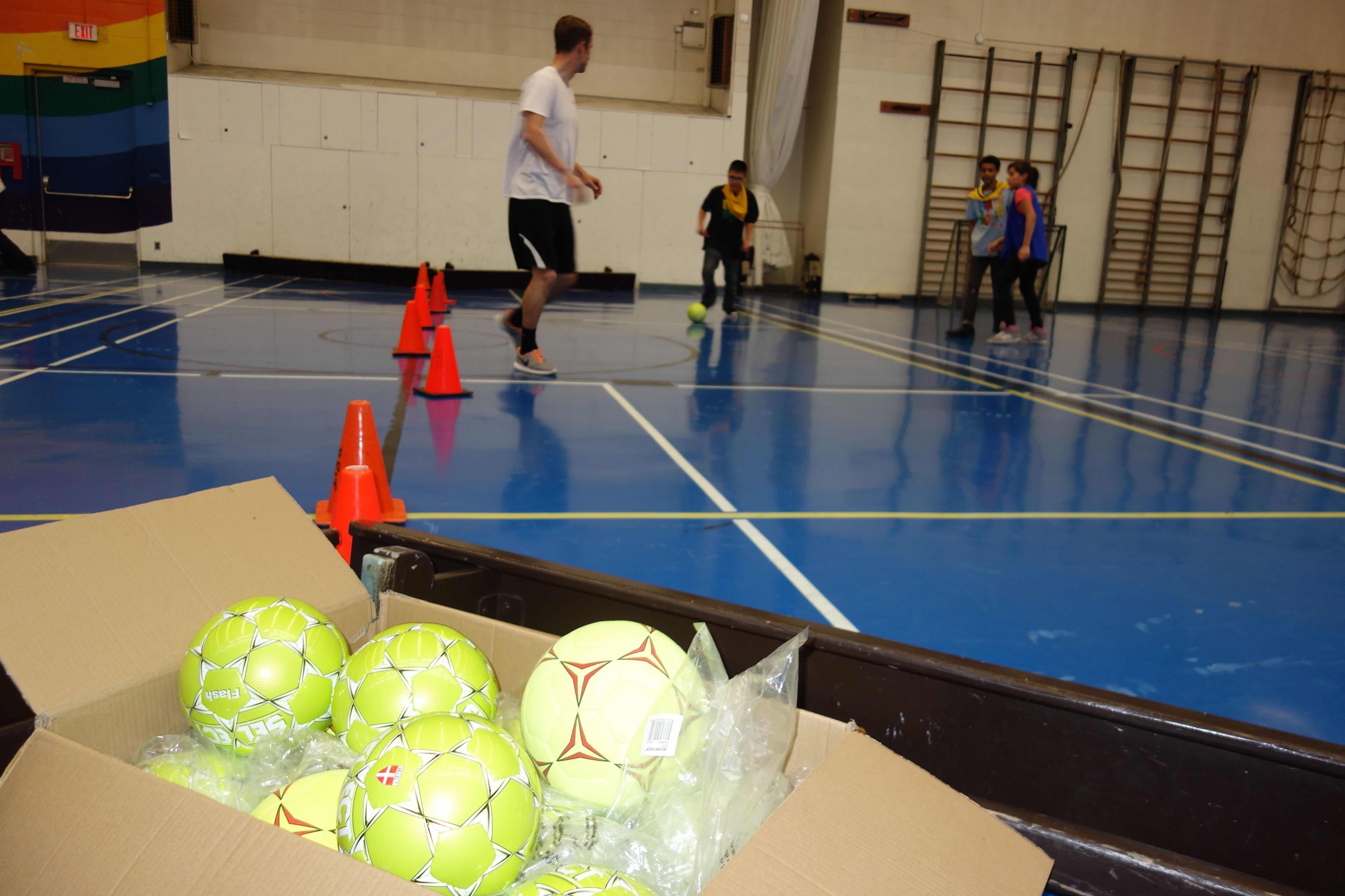 Brit Futsal Balls