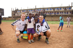 First Coaching Session in Kampala