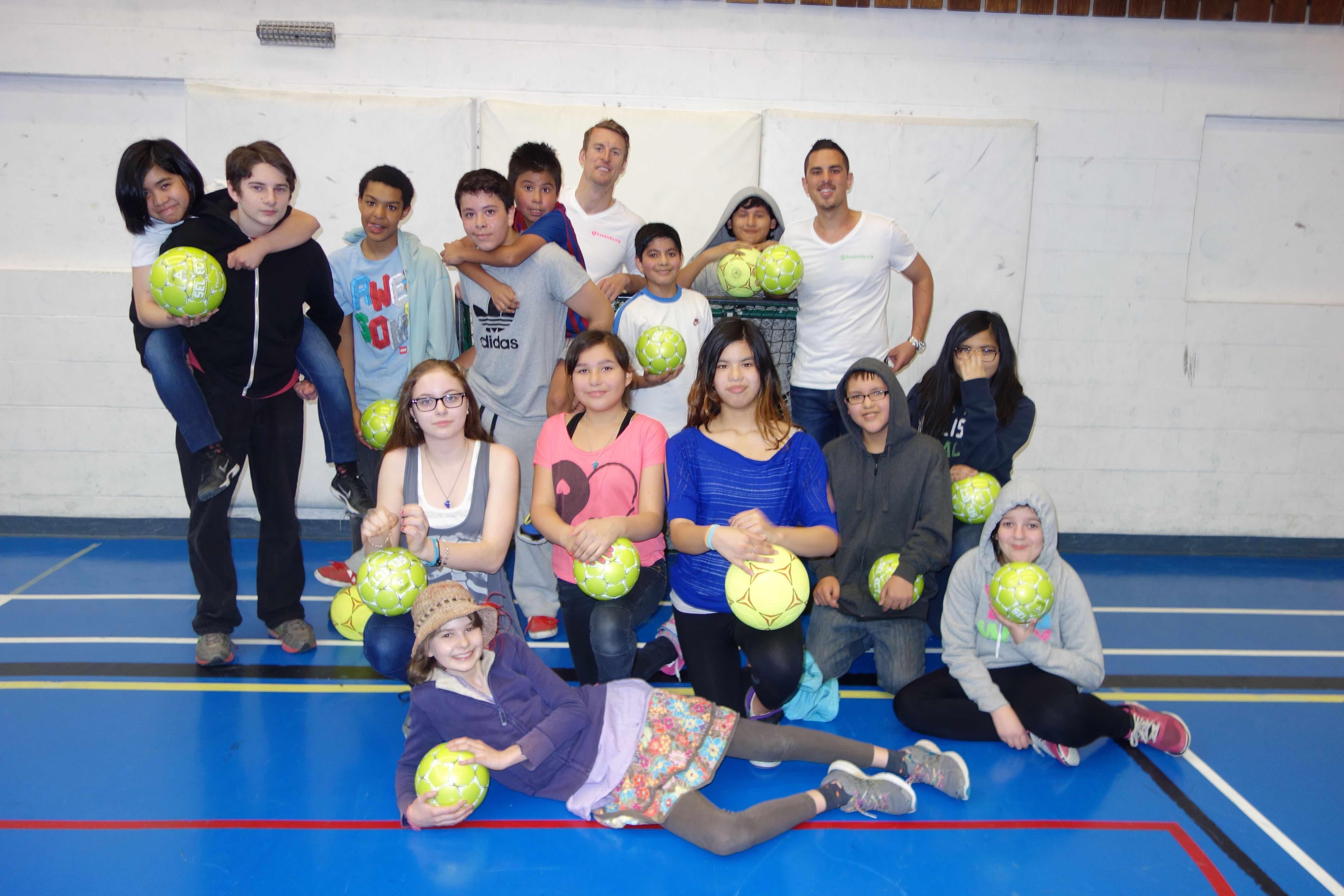 Britannia Futsal 2015