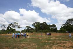 Coaching in Masaka