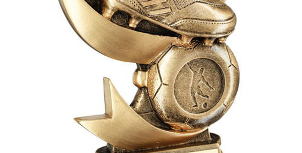 BRZ/GOLD CUP RANGE FOR FOOTBALL TROPHY