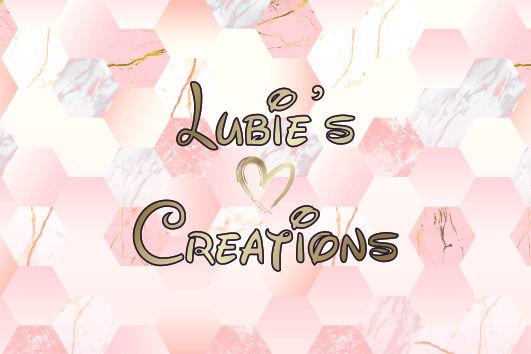 Lubie's creations logo website landscape