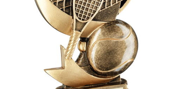 CUP RANGE FOR TENNIS TROPHY
