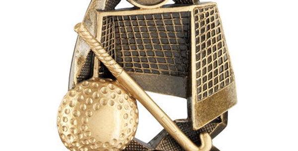 BRZ/GOLD HOCKEY DIAMOND COLLECTION TROPHY