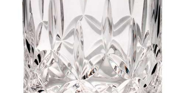 290ML WHISKEY GLASS - FULLY CUT 3.25in