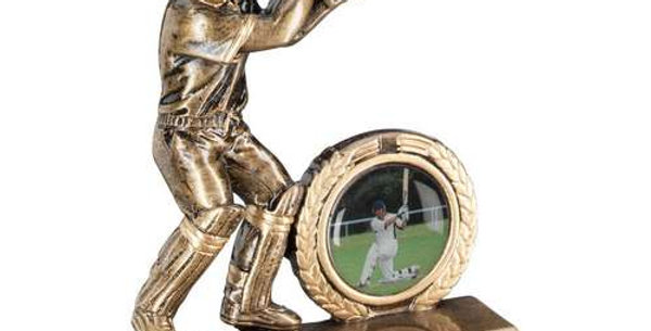 MINI CRICKET BATSMAN TROPHY