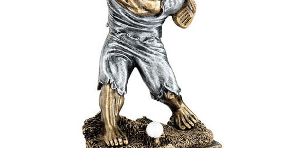 GOLF 'BEASTS' FIGURE TROPHY - 6.75in